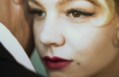 The Great Gatsby: photo d'essaie de Carey Mulligan en Vera
