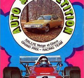 AUTO ET COMPETITION (AMERICANA 1973)