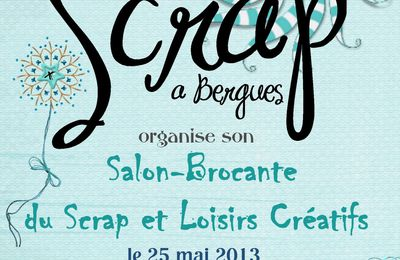 Salon du Scrapbooking à Bergues