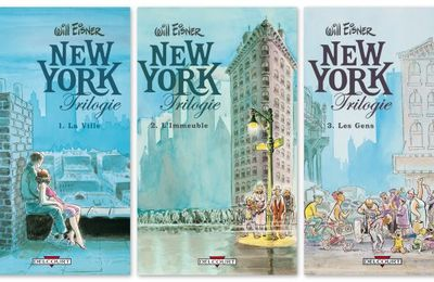 New York Trilogie - 1. La ville - Will Eisner