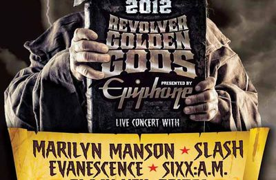 Chris Jericho to host 2012 Revolver Golden Gods Awards
