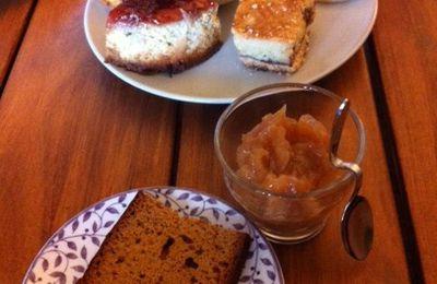 Défi purée de fruits: présentation des recettes