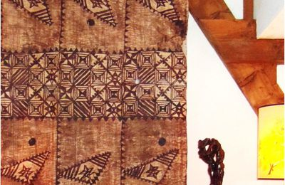 Tapas polynésiens, l'art du dernier royaume