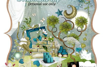 "Kit ""Dreamland trip"" de Shineangel"