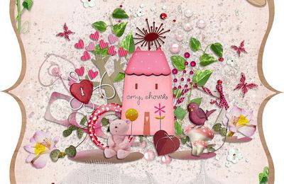 "Kit ""Children's heart"" de Shineangel"