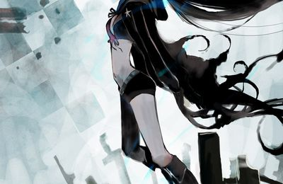 Black Rock Shooter Pilot Edition