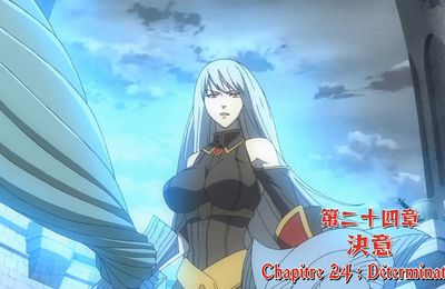 Valkyria Chronicles épisodes 24, 25, 26, Spécial 1 Final Shot !