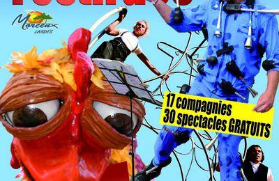 Rappel pour les etourdies les indécis....cela commence demain FESTIRUES 2011 :MORCENX commence la saison