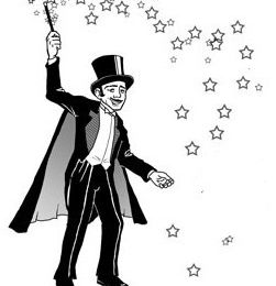 Le magicien Bigoudi (chorale)