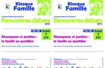 Rencontre-débat 7 juin à Autun