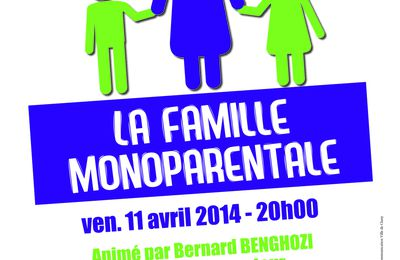 Café parents: la famille monoparentale