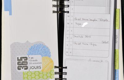 Agenda 2012 Semaine 1