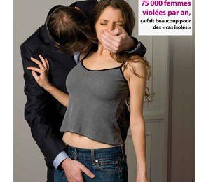 La vraie insécurité quotidienne c'est celle des femmes