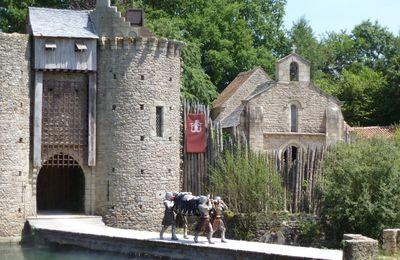 Les chevaliers de la table ronde du Puy du Fou
