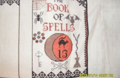 the book of spells - suite