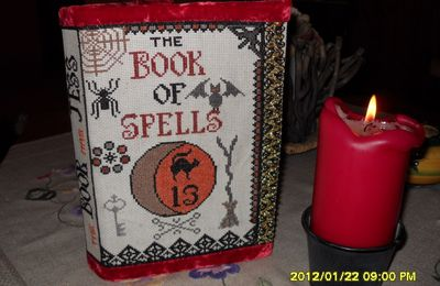 the book of spells - fin