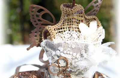 Style Shabby, Petite Madame Steampunk....