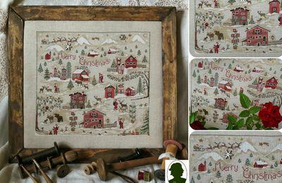 Christmas Village - Sara Guermani