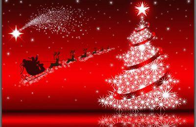 Bonnes fêtes à tous!