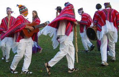 La musique des Andes