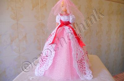 la robe de barbie sarah