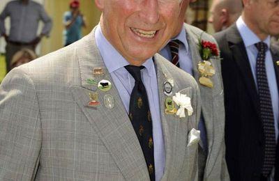 Le Prince Charles sur l'écologie