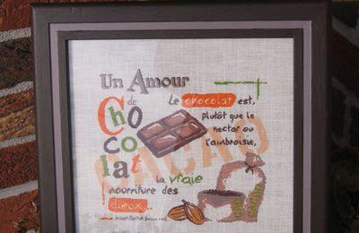 SAL LLP Le Chocolat : celui de Valli