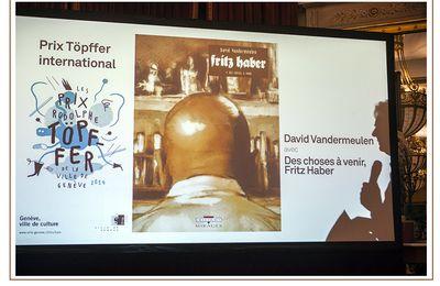 Fritz Haber IV reçoit la Prix Töpffer 2014