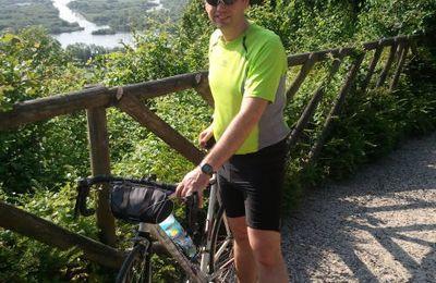 36 km de bonheur intense en vélo