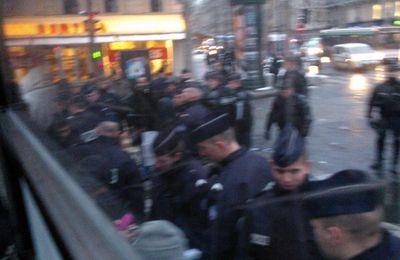 Communiqué suite à la manifestation du 19 Janvier à Paris pour la libération de Georges Abdallah.