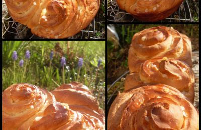 DELICIEUSE BRIOCHE DU WEEK-END