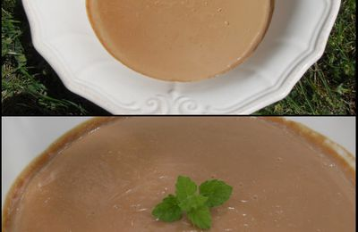 "CREME DESSERT ""IRISH COFFEE"""