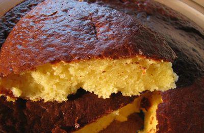Quatre-quarts cake ingredients and recipe
