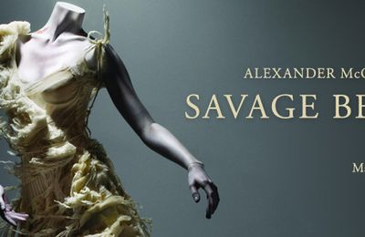Alexander Mc Queen - Savage Beauty
