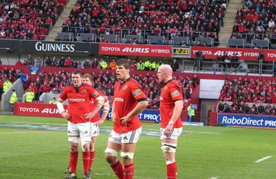 Munster-Leinster: Stand Up and Fight