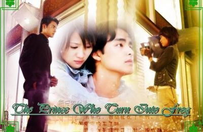 Prince who turns into a frog (t-drama)