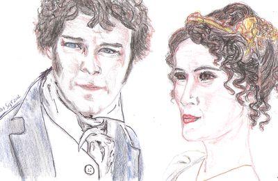 M Darcy , Elizabeth Bennet :