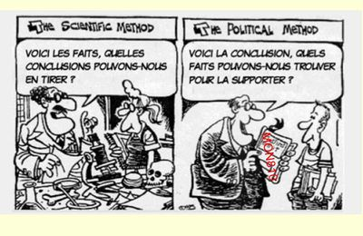 Politique contre Science