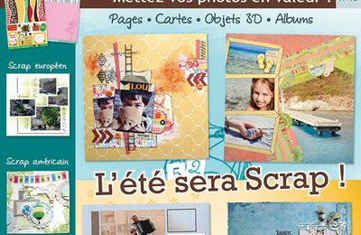 PASSION SCRAPBOOKING 45