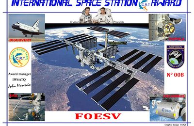 International Space Station Award