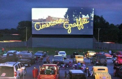 Take me to the drive-in