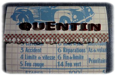 "Mini album ""Quentin"""