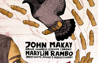 JOHN MAKAY + MARYLIN RAMBO / dim 30 janv
