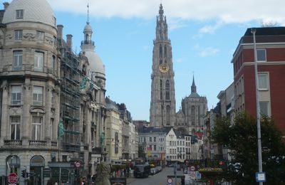 Anvers en photos