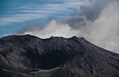 Quelques photos du Sakurajima