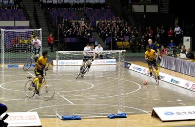 Championat du monde de Cycle-ball