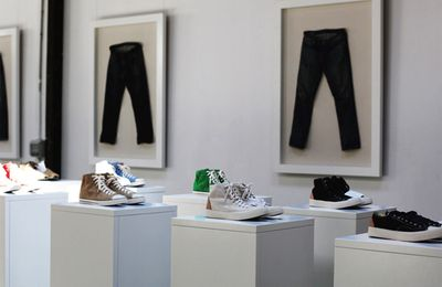 Sneakers - Visvim Collection printemps 2010