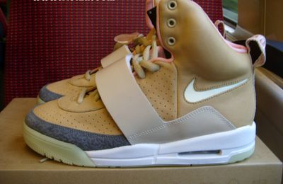 Sneakers De Collection - Nike Air Yeezy Net/Net