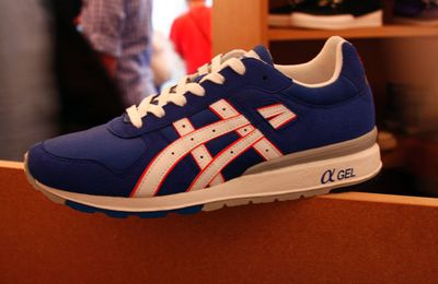 Asics Gel Speed + Asics GT 2 - Automne hiver 2010