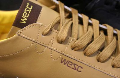 WeSC – Collection sneakers printemps 2011
